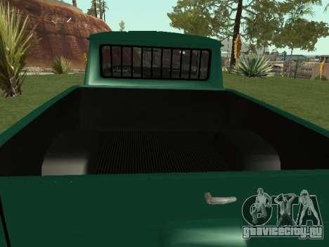 ИЖ 27151 PickUp для GTA San Andreas вид справа