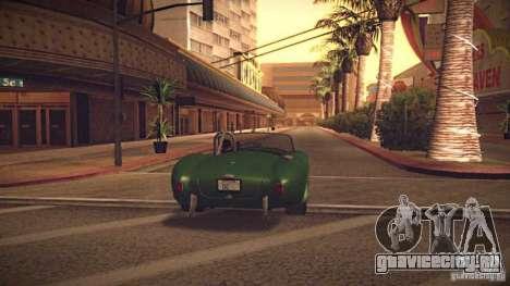 ENB v2 by Tinrion для GTA San Andreas третий скриншот