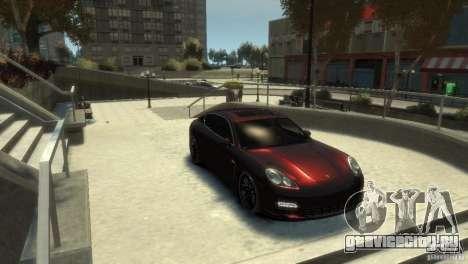 PORSCHE Panamera Turbo для GTA 4