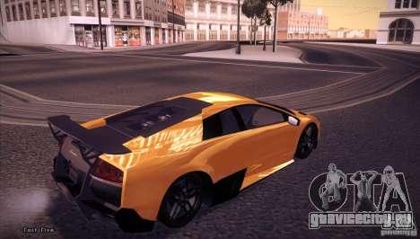 Enb Series v5.0 Final для GTA San Andreas второй скриншот