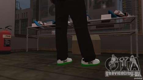 Lacoste runners для GTA 4 третий скриншот