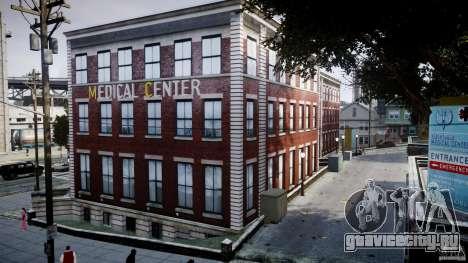 FrostENGINE ENB для GTA 4 третий скриншот