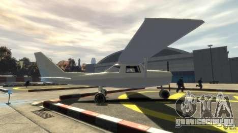 San Andreas Dodo для GTA 4 вид слева