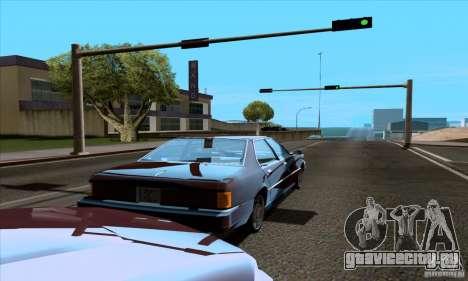 ENB Series v1.4 Realistic for sa-mp для GTA San Andreas восьмой скриншот