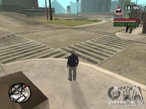 Todas Ruas v3.0 (Las Venturas) для GTA San Andreas четвёртый скриншот