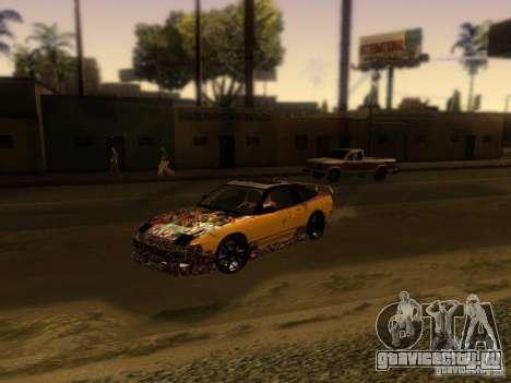 Nissan 240sx Street Drift для GTA San Andreas