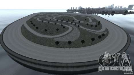 Dakota Track для GTA 4 третий скриншот