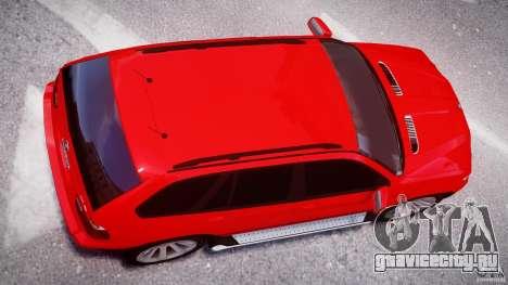 BMW X5 E53 v1.3 для GTA 4 вид сбоку