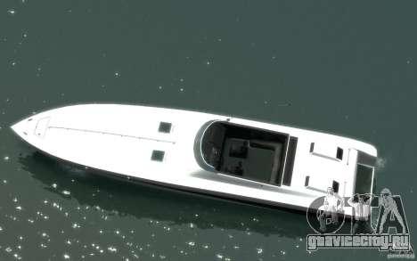 New Jetmax для GTA 4 вид слева