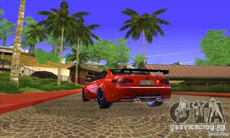 Tropick ENBSeries by Jack_EVO для GTA San Andreas восьмой скриншот