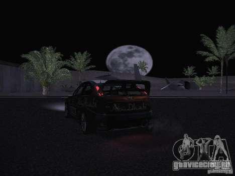 Ford Focus RS WRC 2010 для GTA San Andreas