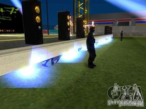 Концерт АК-47 v2.5 для GTA San Andreas седьмой скриншот