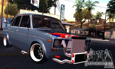 ВАЗ 2106 Turbo для GTA San Andreas
