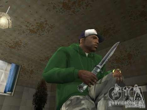 Пак Отечественного Оружия V2 для GTA San Andreas седьмой скриншот