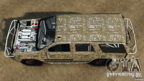 Chevrolet Tahoe 2007 GMT900 korch для GTA 4 вид справа