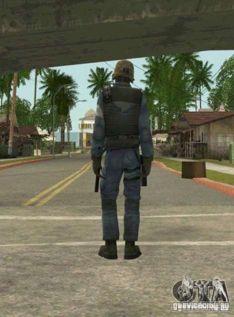Counter-terrorist для GTA San Andreas седьмой скриншот