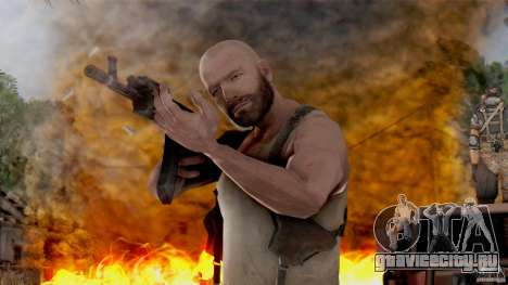 SA Beautiful Realistic Graphics 1.7 BETA для GTA San Andreas девятый скриншот