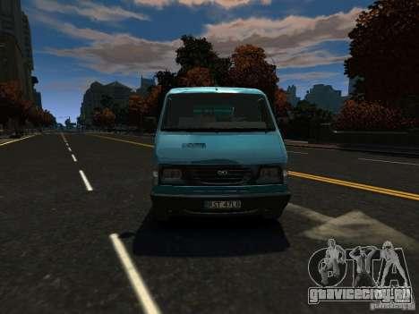 Daewoo Lublin 3 2000 для GTA 4 вид справа