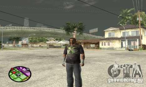 Triple H для GTA San Andreas второй скриншот