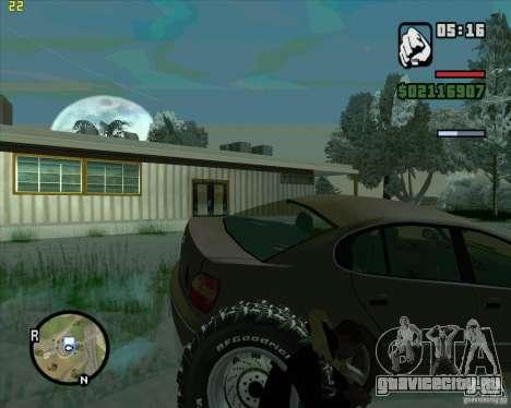 Запасная резина для GTA San Andreas второй скриншот