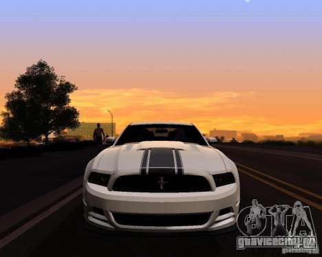 Real World ENBSeries v4.0 для GTA San Andreas второй скриншот
