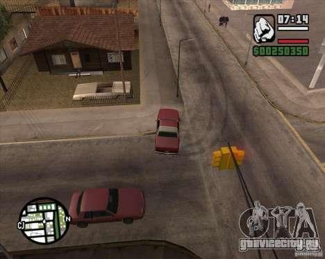Камера как в игре GTA Chinatown Wars для GTA San Andreas