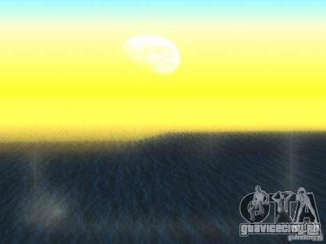 HQ Вода для GTA San Andreas второй скриншот