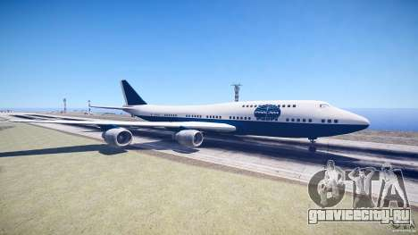 Pan Am Conversion для GTA 4 вид слева