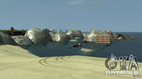 4x4 Trail Fun Land для GTA 4