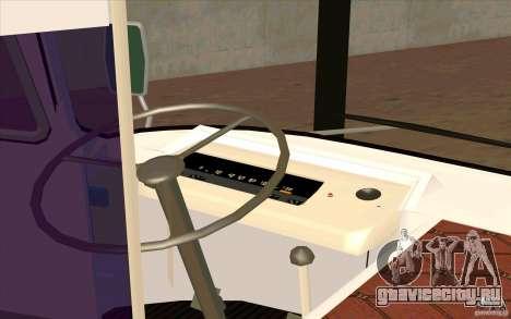 ПАЗ 672 для GTA San Andreas вид сбоку