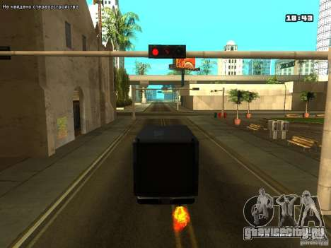 ENB для слабых компов для GTA San Andreas третий скриншот