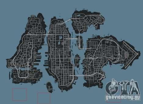 Горный ландшафт для GTA 4 четвёртый скриншот