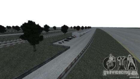 Dakota Track для GTA 4 четвёртый скриншот