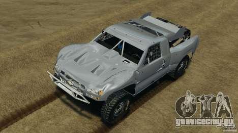 Chevrolet Silverado CK-1500 Stock Baja [EPM RIV] для GTA 4 вид сверху