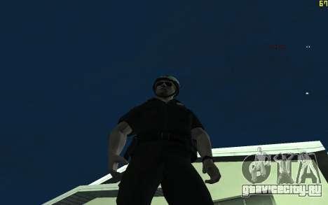 Новый ДПСник для GTA San Andreas третий скриншот