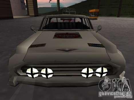 Bloodring Banger A из Gta Vice City для GTA San Andreas вид справа