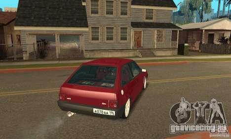 ВАЗ 2108 Maxi для GTA San Andreas вид слева