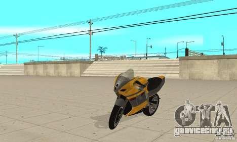 GTAIV NRG900 RR для GTA San Andreas