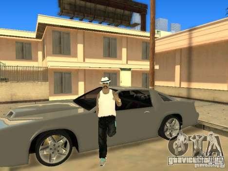 Skinpack Rifa Gang для GTA San Andreas третий скриншот