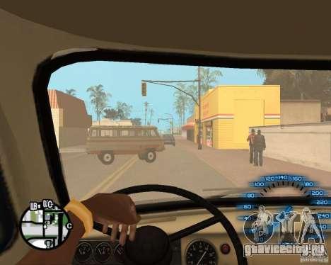 Нормальные руки CJя для GTA San Andreas шестой скриншот
