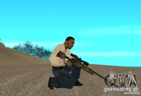 L118A Collection Wooland для GTA San Andreas второй скриншот