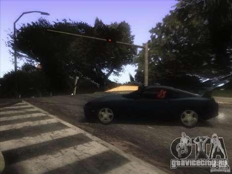 Enb из GTA IV для GTA San Andreas шестой скриншот