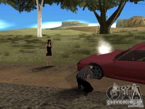 Дорожное приключение для GTA San Andreas третий скриншот