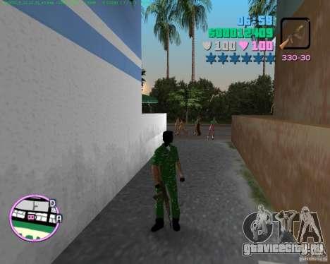АК-74 для GTA Vice City третий скриншот