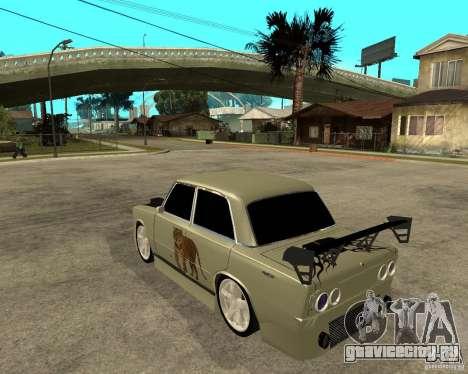Ваз 2101 D-LUXE для GTA San Andreas вид слева