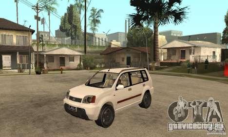 Nissan X-Trail для GTA San Andreas