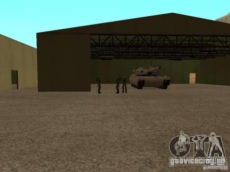 Оживлённая зона 69 для GTA San Andreas второй скриншот