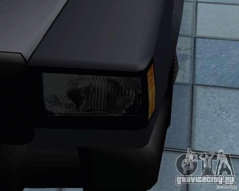 Новые текстуры машин для GTA San Andreas восьмой скриншот