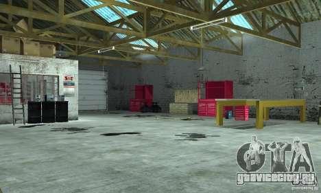 GTA SA Enterable Buildings Mod для GTA San Andreas третий скриншот