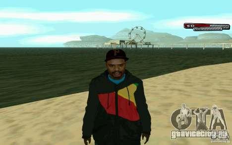 Drug Dealer HD Skin для GTA San Andreas
